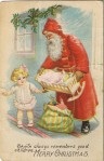Baby DS Thompson Christmas Card 1917A